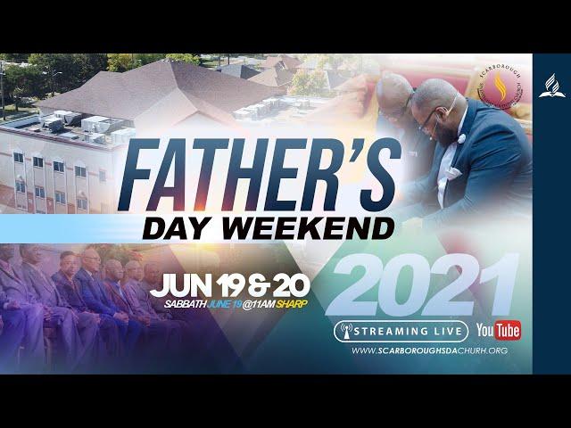 Sabbath Morning | Worship Service | June 19, 2021