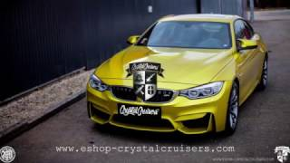 BMW M4 detailing with KAMIKAZE COLLECTION products