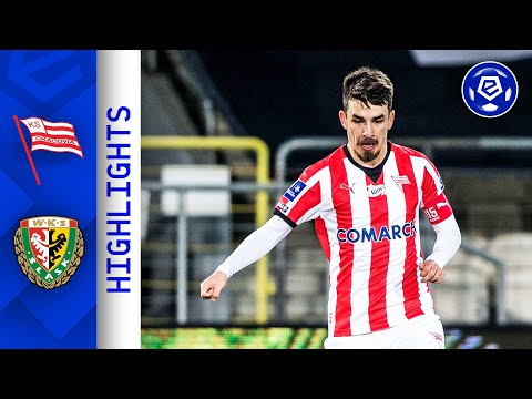 Cracovia Slask Wroclaw Goals And Highlights