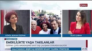 EYT SYDD Genel Başkanımız Sayın : Gönül Boran ÖZÜPAK