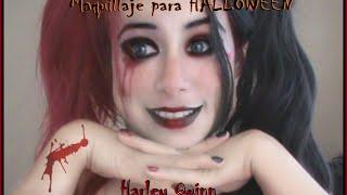 Harley Quinn Maquillaje   Halloween   Disfraz
