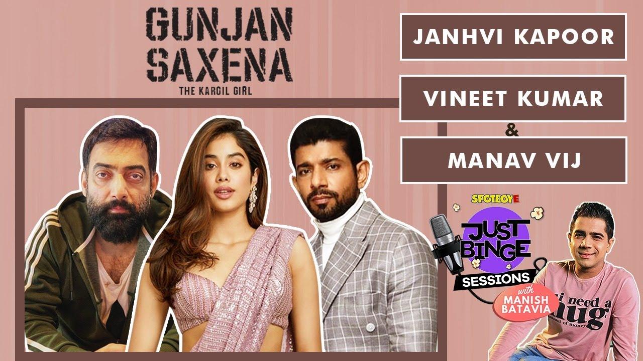 Gunjan Saxena The Kargil Girl Janhvi Kapoor Spills The Beans On Having Life Changing Conversations With Sridevi And Boney Kapoor Exclusive