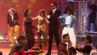 Soul Train Dancers (Midnight Star - Midas Touch) 1986