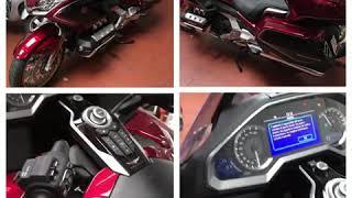 Honda GL 1800 ABS By Ranzoni Moto locarno