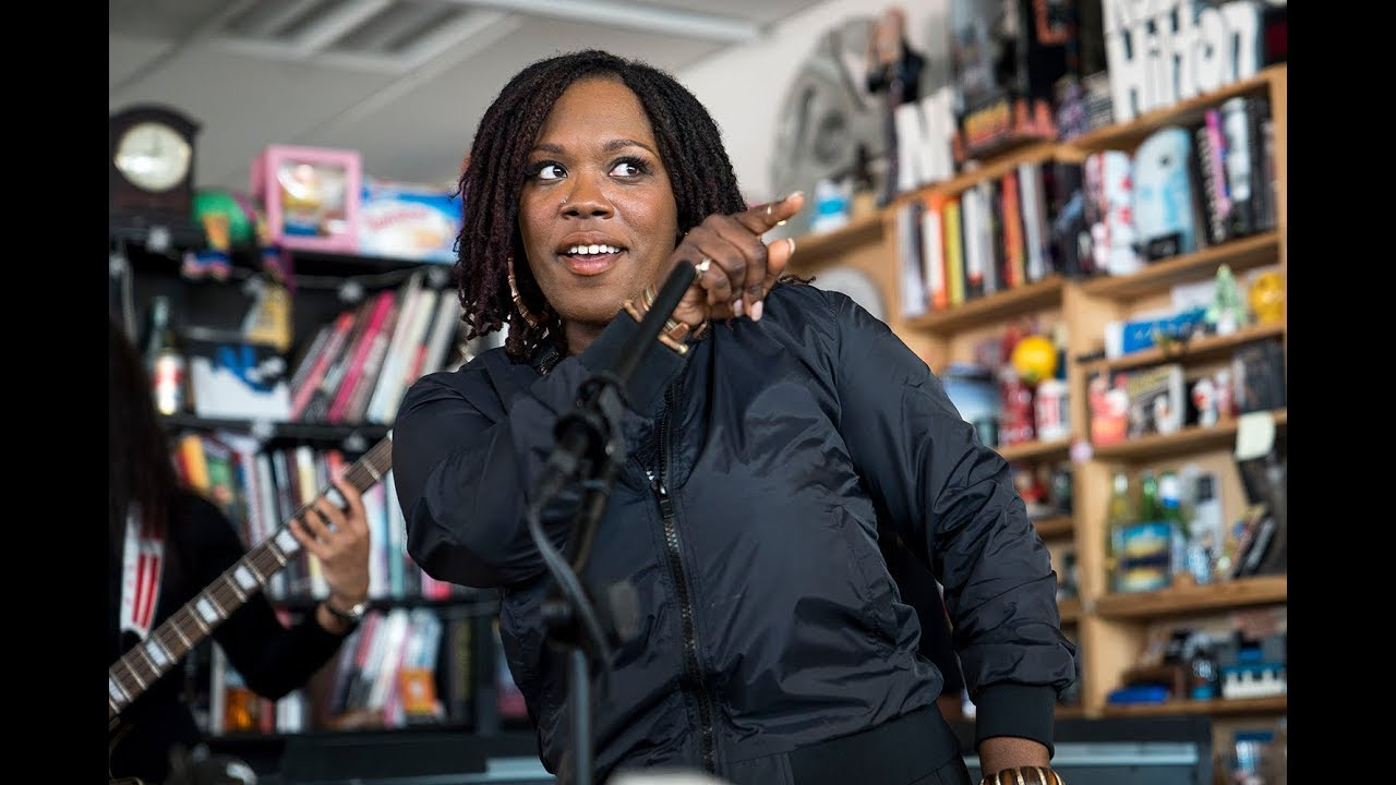 Ill Camille: NPR Music Tiny Desk Concert
