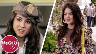 Top 10 Most Ridiculous Outfits on Pretty Little Liars