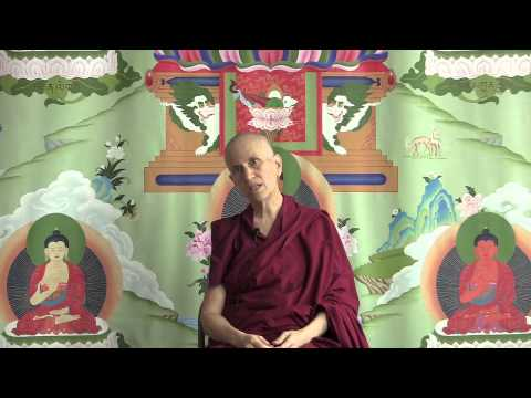Remembering refuge and bodhicitta