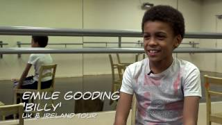 Meet the Tour Billys: Emile | Billy Elliot the Musical