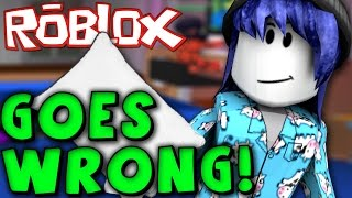 WORST SLEEPOVER in ROBLOX!