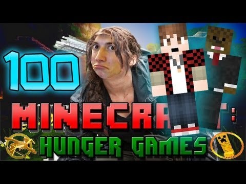 "Minecraft: Hunger Games w/Mitch! Game 100 - ""The Legend of Benja & Bacca"""