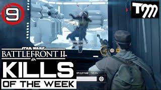 Star Wars Battlefront 2 - TOP 10 KILLS OF THE WEEK #9
