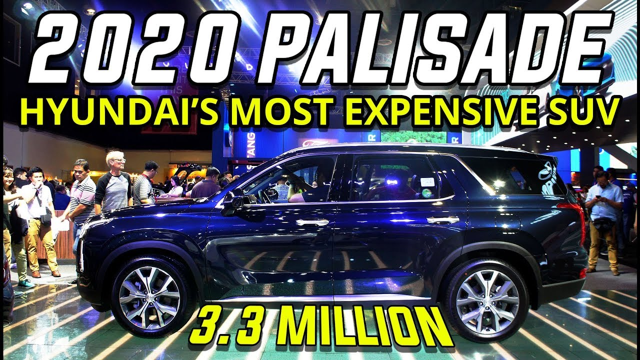 2020 Hyundai Palisade In Depth Tour Review First Look Philippines