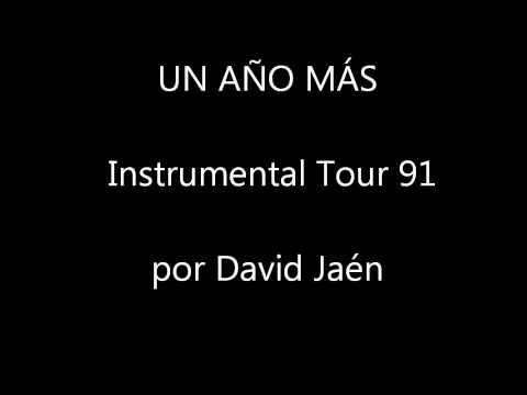 Mecano - Un año más (Tour 91 por David Jaen)