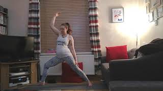 Hatha Yoga-Set Sequence