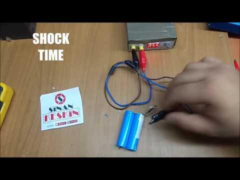 Battery Shocking - Batarya Şoklama - Bitik bataryayı diriltmek...