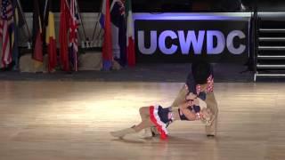 ucwdc worlds 2017 marc davidson sylvie raymond classic masters showdance