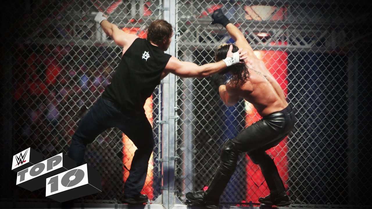 Hell-ish Moments In Hell In A Cell: WWE Top 10, Oct. 22