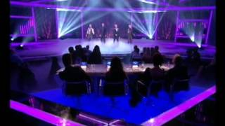Westlife XFactor performance of I39;m Already There