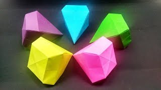 Origami Diamond Simple / Easy