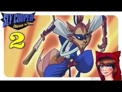 Sly Cooper - Jagd durch die Zeit # 2 - Auf ins Feudale Japan - Let's Play [German/Deutsch]