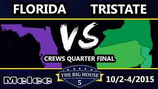 TBH5 - Florida Vs. Tri-State - Crews Quarter Finals - SSBM - Smash Melee