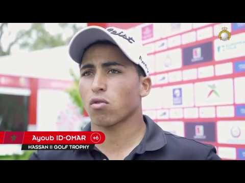 Hassan II Trophy Round 3 -  Moroccan Players