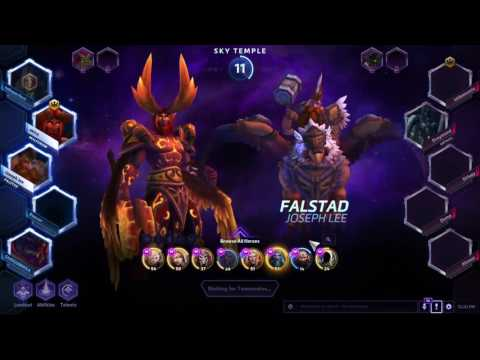Hots - GM -Team League games with team chat