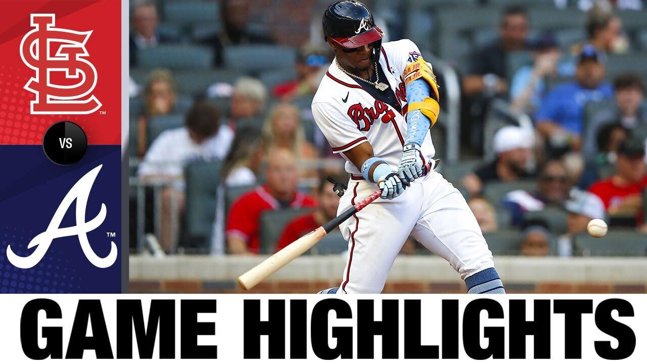 Download Cardinals vs. Braves GM2 Game Highlights (6/20/21) | MLB Highlights