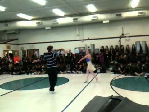Cincinnati Ballet Outreach performance at Orion Academy 2011