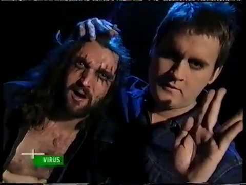 Turbonegro & Nashville Pussy - Düsseldorf 20.11.1998 (Live & Interview) (TV)