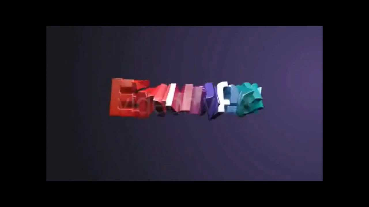 FREE Intro Template After Effects CS4//CINEMA 4D (.aep //.c4d) - YouTube
