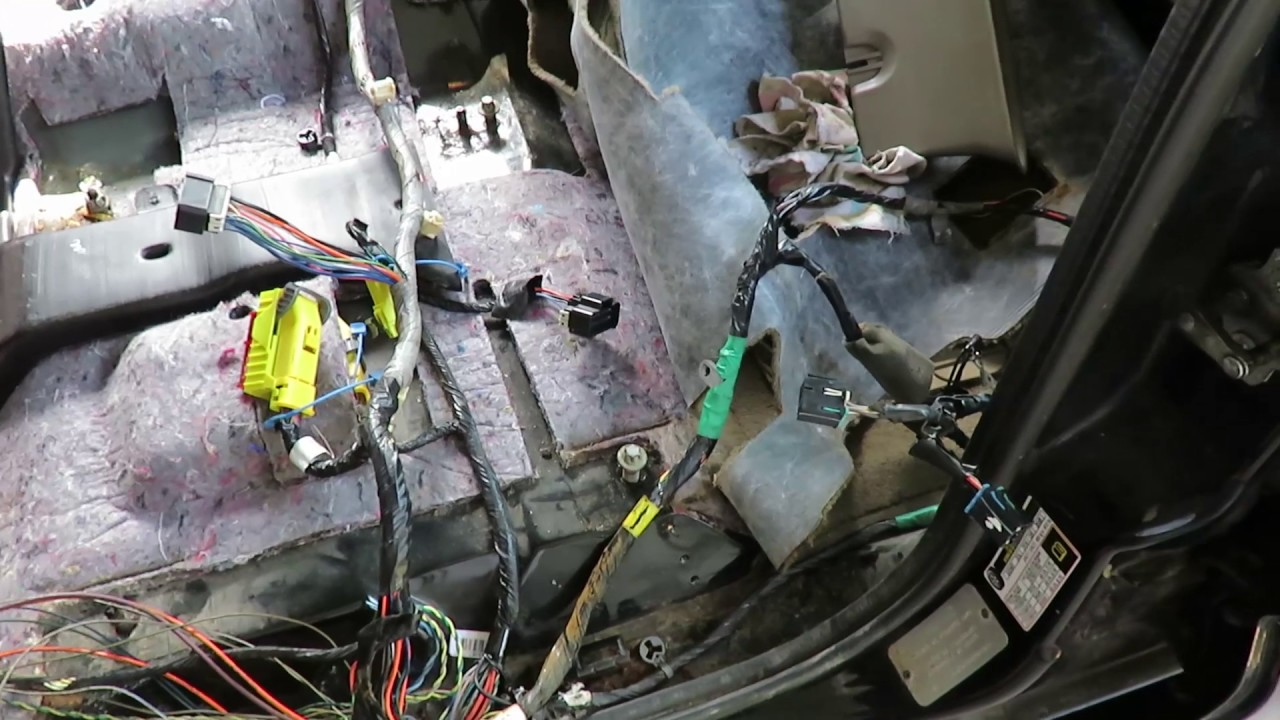 power seat wiring diagram gmc