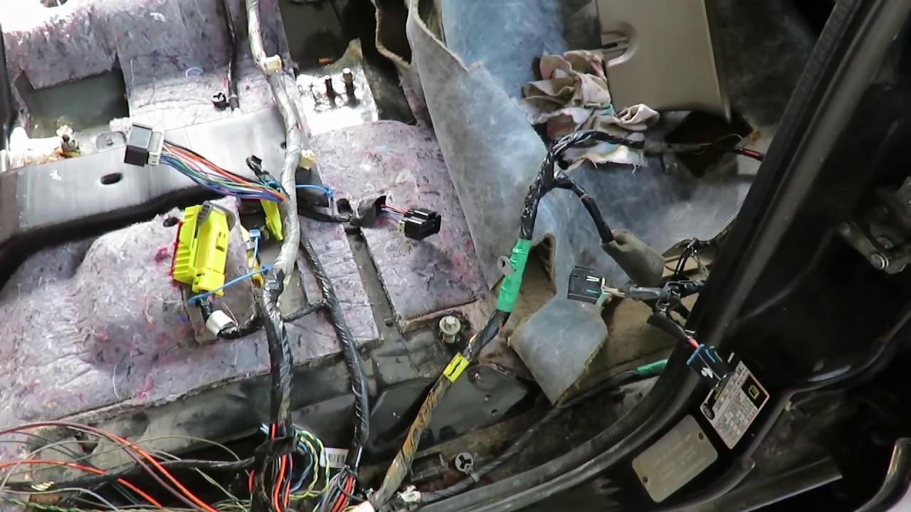 How to add Power heated seats 20032007 sierra silverado