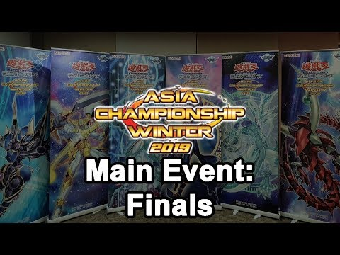Asia Championship Winter 2019: Finals Feature Match