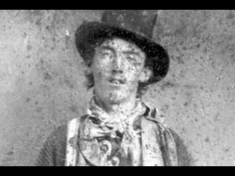 The Ballad of Billy the Kid