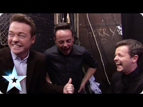 How celebrity savvy are Ant and Dec? | Britain's Got More Talent 2014