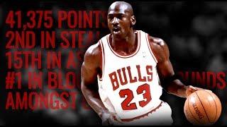 What If Michael Jordan Never Retired!