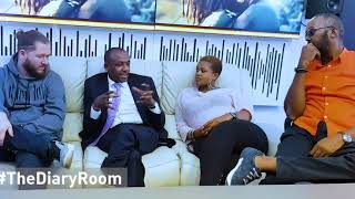 This is what Hon Mutula Kilonzo Jr and Andrew Kibe were up to as Classmates. #NRGDiaryRoom