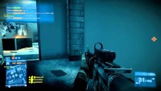 battlefield 3 online operacion metro - addictiON clan [ADTN]