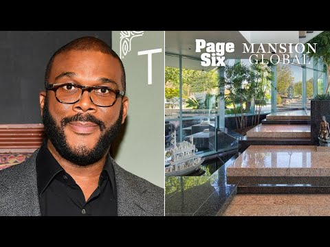 Media mogul Tyler Perry is parting with his $17 million Beverly Hills estate | Page Six