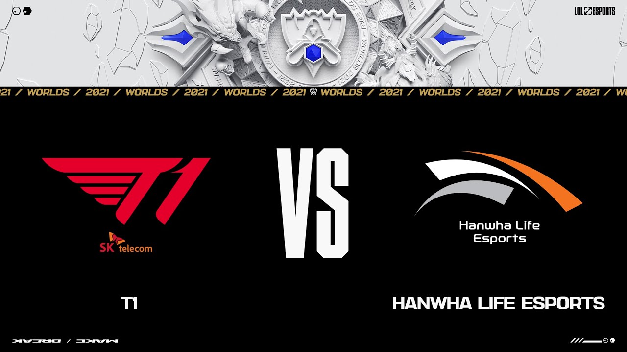 Download T1 vs. HLE | Worlds Quarterfinals Day 1 | T1 vs. Hanwha Life Esports | Game 2 (2021)