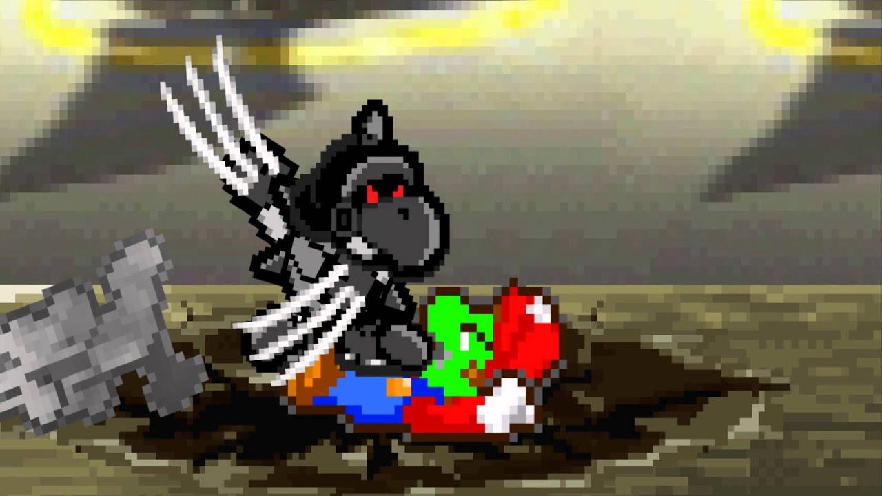 Super Mario Bros Z Episode 9 Unofficial Preview
