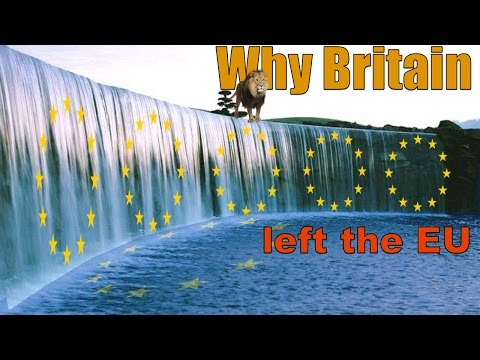 The Bible Explains Why Britain Left The EU!