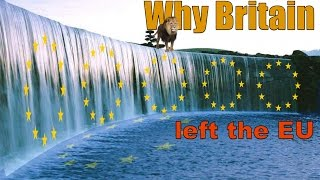 The Bible Explains Why Britain Left The EU!