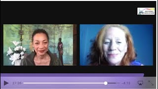 The Cosmic Prayer in conversation with Cynthia James