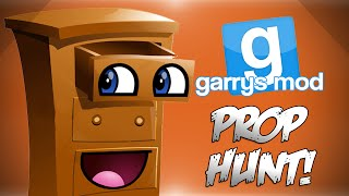 GMod Prop Hunt! - Balls In Your Mouth, X Files, My Precious! (Garrys Mod Funny Moments)