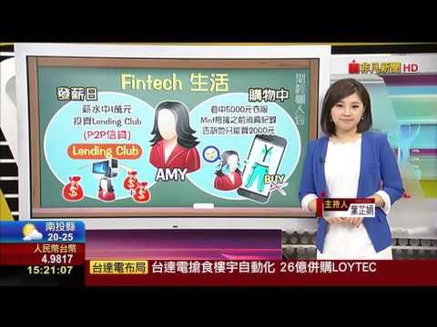 .FinTech 50 盤點歐洲十大 Fintech 創業公司:它們將變革金融業
