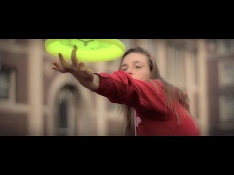 Freestyle Frisbee: Spread the Jam Project (The Eye feat. Emma Kahle)