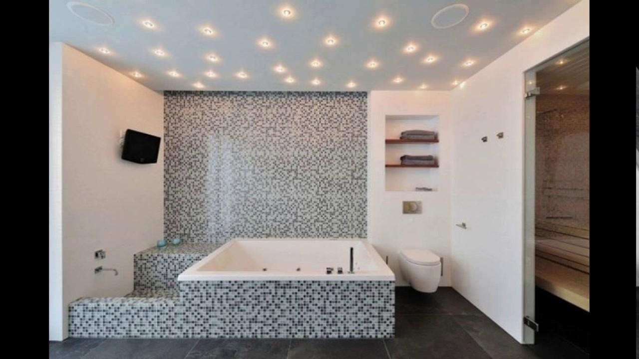 Bathroom False Ceiling Ideas