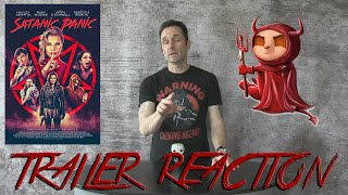 Satanic Panic Trailer Reaction
